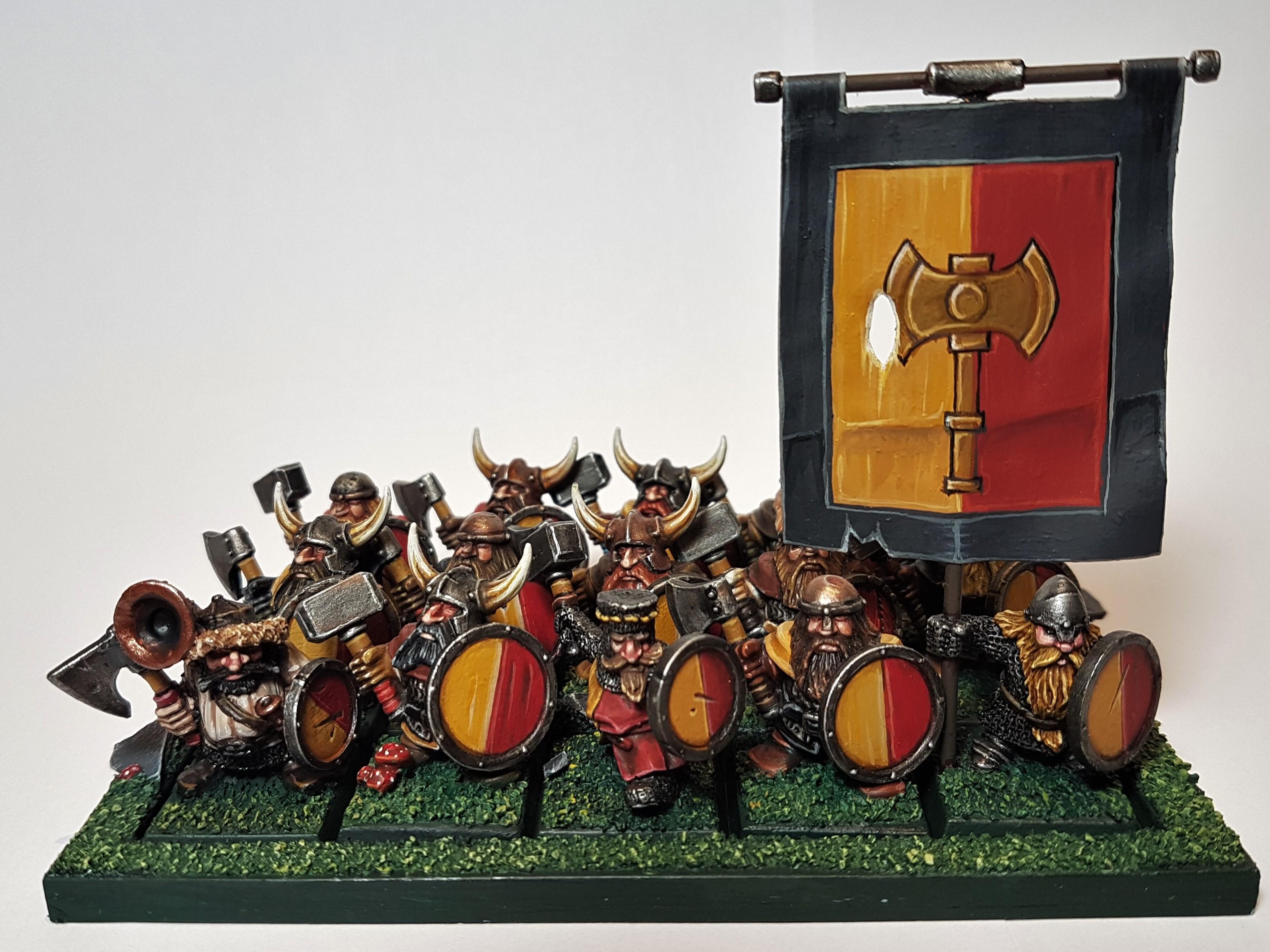 Clansmen Main