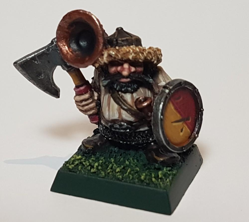 Clansmen musician